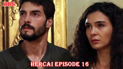 Hercai Episode 16