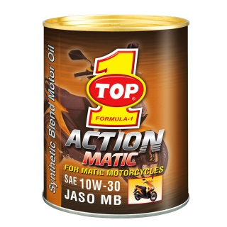 Review Oli Top One Action 20W-50 Synthetic