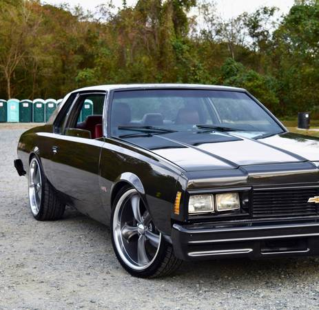 Daily Turismo Lord Vader S Chariot 1978 Chevrolet Impala
