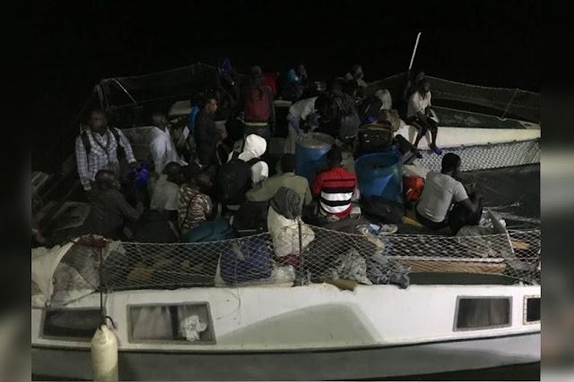 Embarcação com refugiados da África resgatada no Maranhão ficou à deriva por 35 dias em alto mar