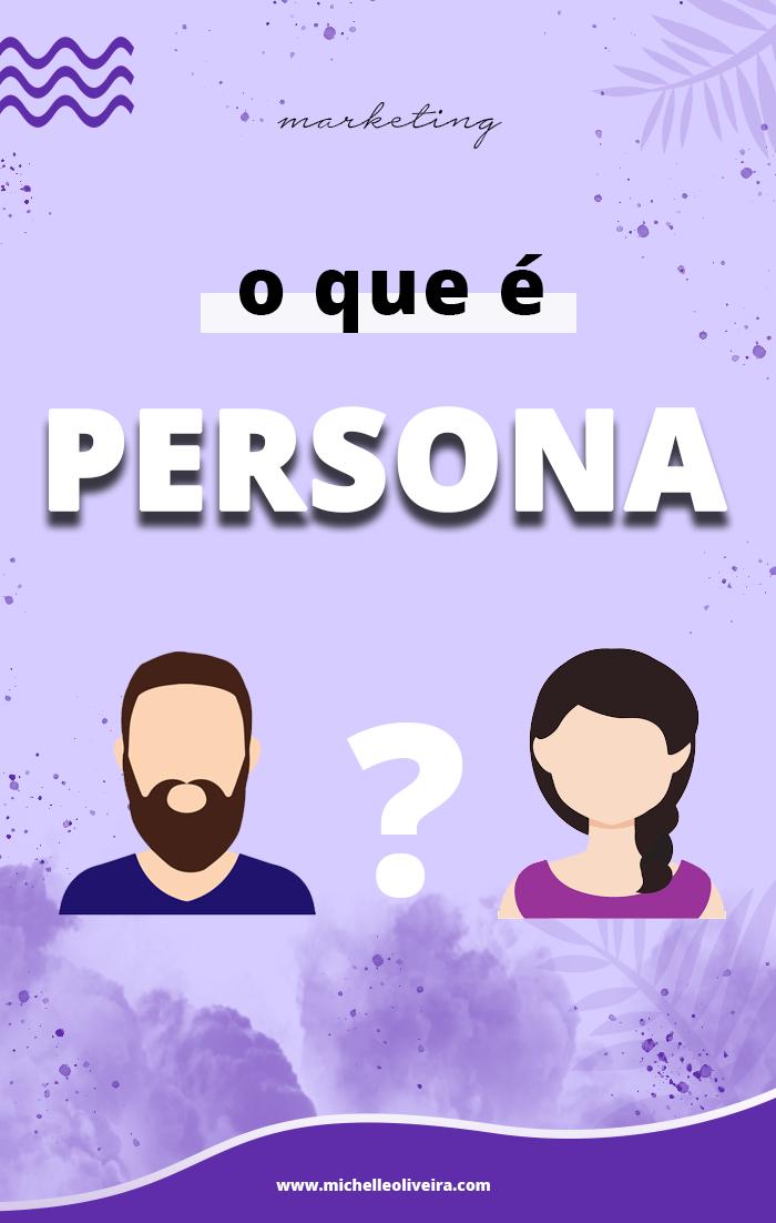 persona, o que é?