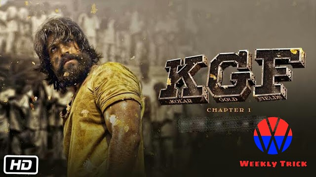KGF Chapter 1 Hindi Dubbed Full Movie 720p Leaked By Filmyzilla