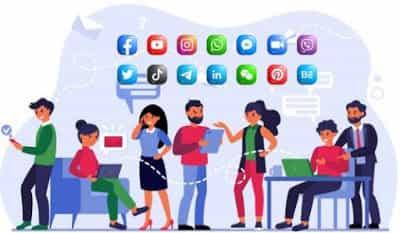 platform media sosial terbaik untuk promosi dan jualan online