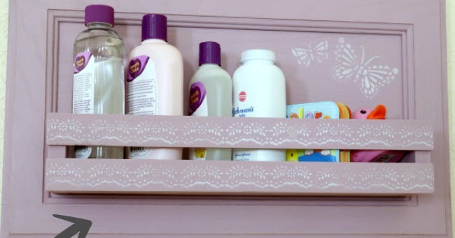 How To Turn A Cabinet Door Into A Shelf My Love 2 Create