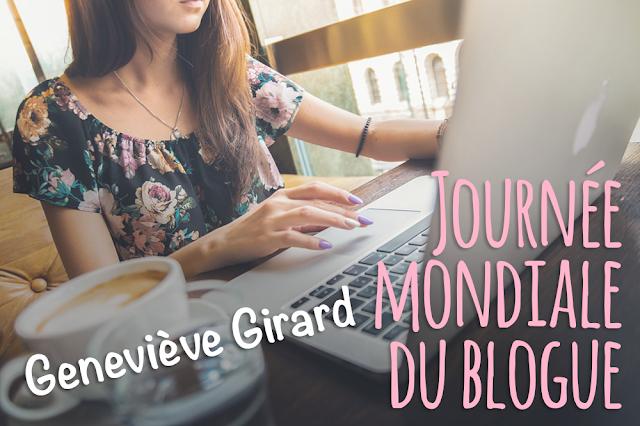 [Journée mondiale du blogue] Geneviève