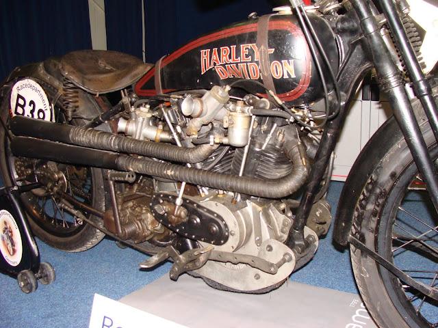 1926 Harley Davidson Ohv Peashooter Sold: Clubman Classics: 1926 Harley Davidson 1200c OHV Model J