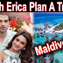 Latest News : Kasauti Zindagi Ki 2 star Parth Samthaan and Erica Fernandes romantic trip to Maldives