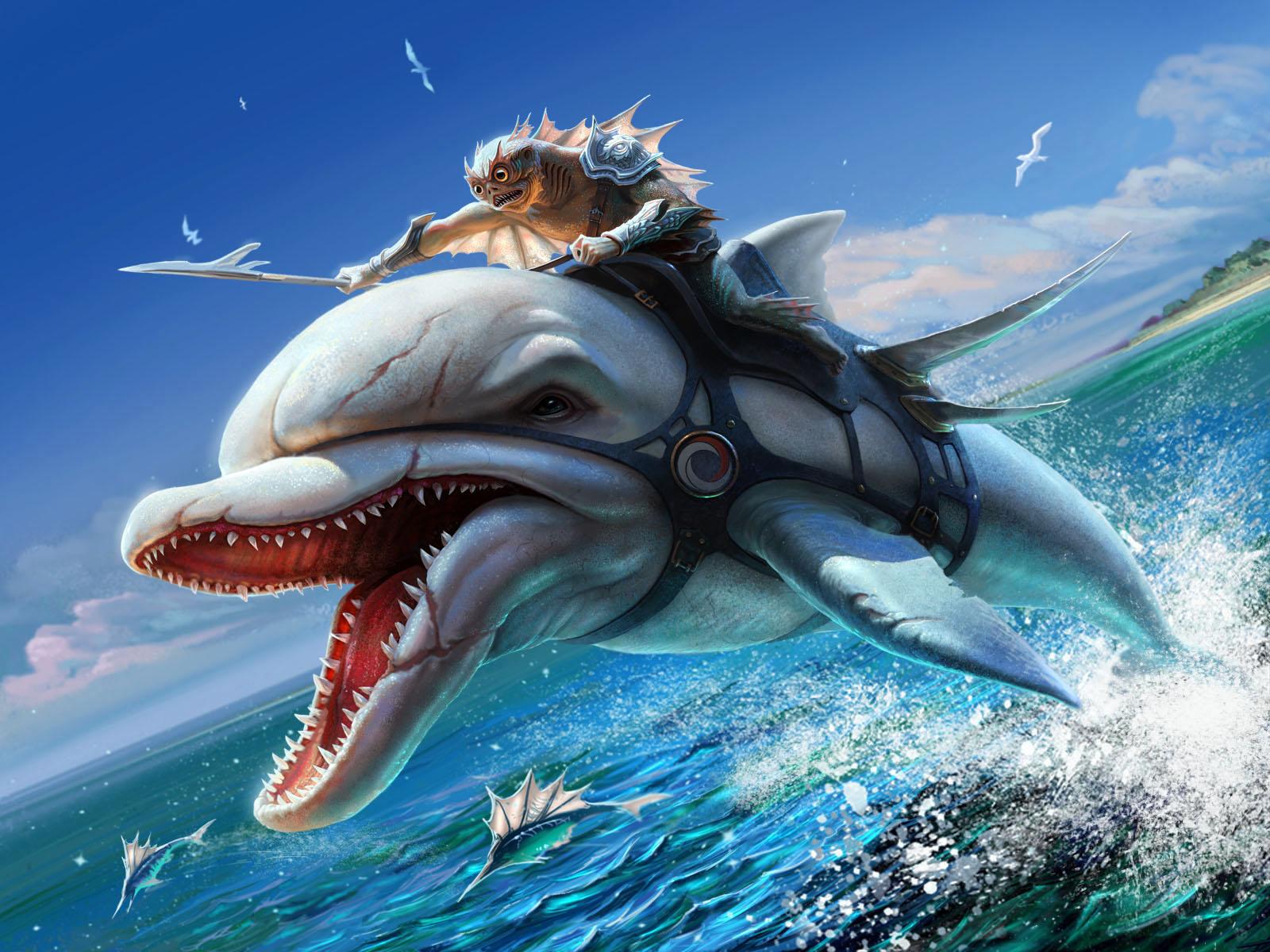 Mitoslavia Delfiny