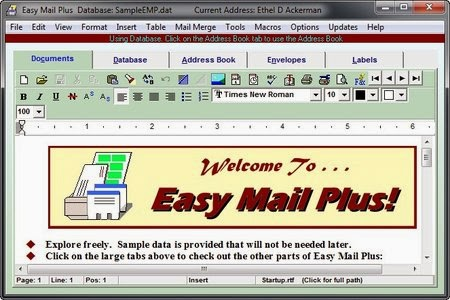 Easy Mail Plus