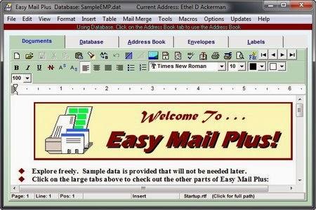 Easy Mail Plus