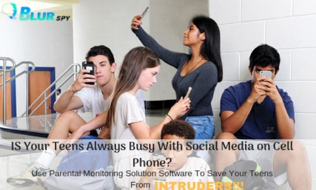 how to make social media secure kids teens students parent monitoring software