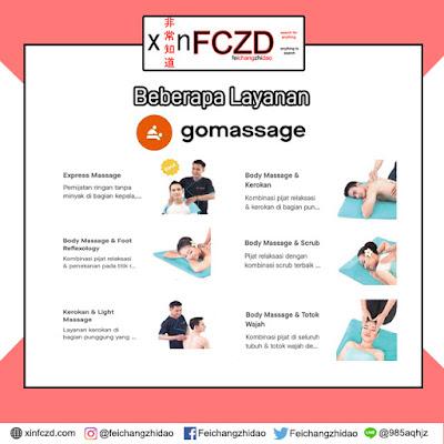 Layanan GoMassage