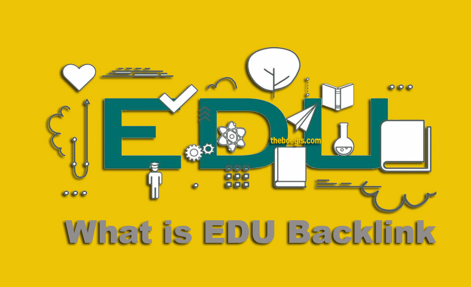 What is EDU Backlink