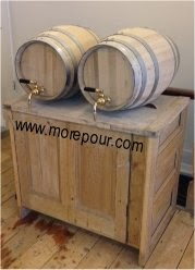 wine keg dispenser