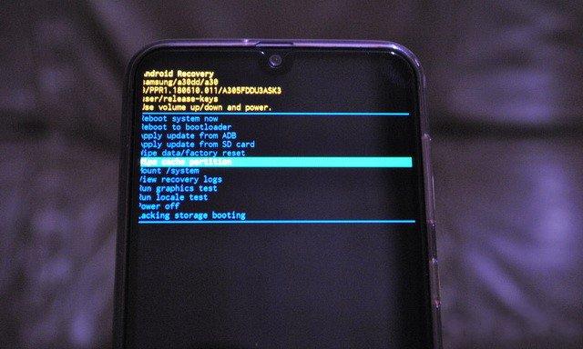 كيفية إصلاح بيانات الهاتف لا تعمل على الاندرويد
