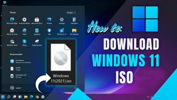 [Οδηγός]: Πως να δημιουργήσεις ένα ISO αρχείο των Windows 11