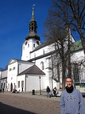 Cathedral of Saint Mary in Tallinn