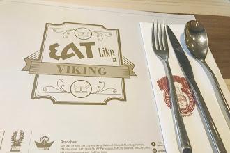 Eat Like a Viking at Vikings Philippines