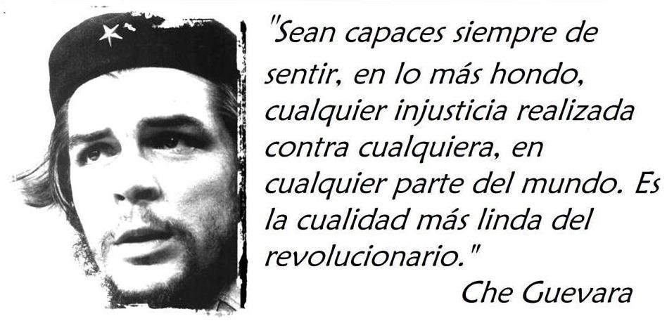Colaborando Once 9 Ernesto Che Guevara