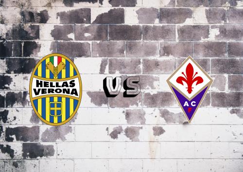 Hellas Verona vs Fiorentina  Resumen