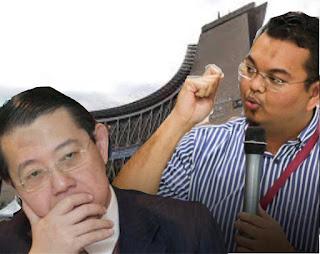 Ekonomi Malaysia Lebih Buruk Ditangan Guan Eng