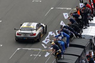 BMW la cursa de 24 de ore de la Nürburgring