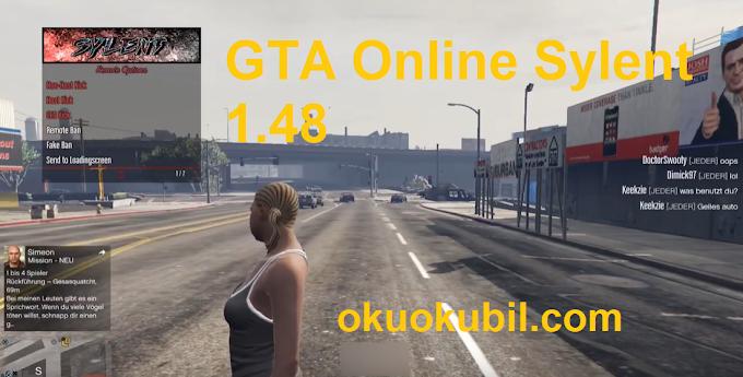 GTA Online Sylent 1.48 Güdümlü Mühimmat Al v1.48 v0.3 Beta RP ve PARA Hilesi İndir 2020