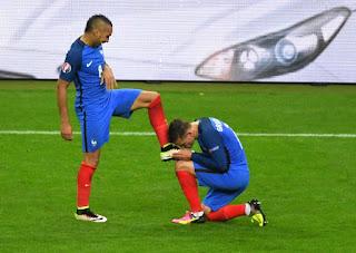 اهداف مباراة فرنسا وايسلندا |  دور 8 يورو 2016 france- iceland