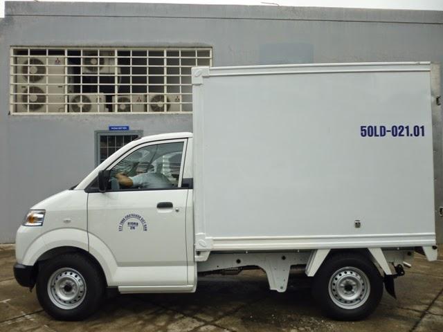 xe tai suzuki 500kg thùng kín 16
