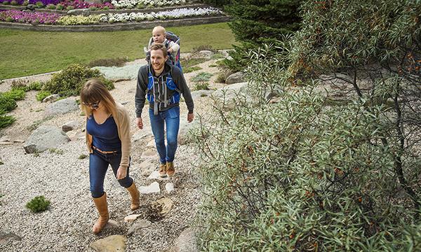 Exploring the University of Alberta Botanic Garden