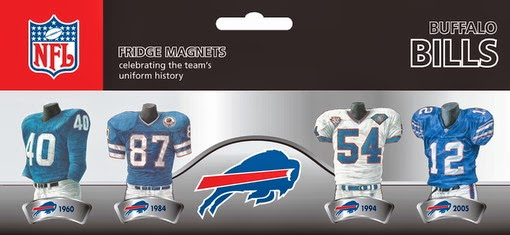 831323506 Our other products – all of which celebrated the history of team uniforms -  included fridge magnets