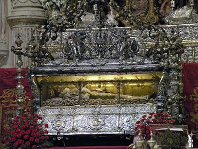 Este año al cumplirse los 350 años de la Canonización de Fernando III El Santo, Sevilla celebrará actos extraordinarios