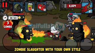 Zombie Age 3 Mod v1.4.4 Apk Terbaru (Unlimited Money / Ammo)