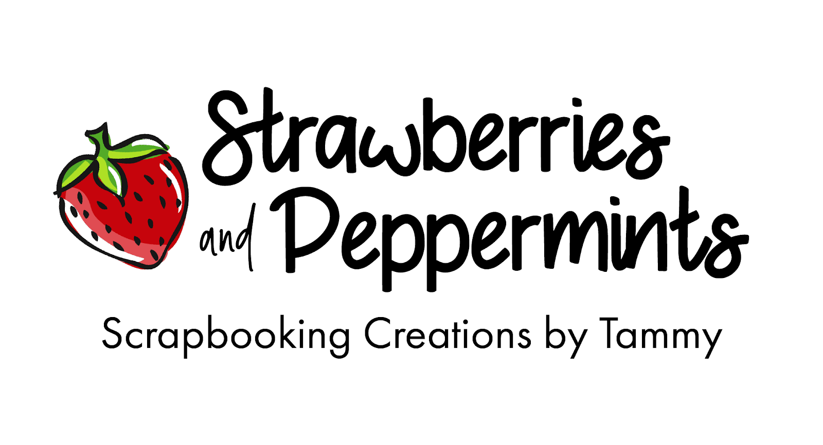 Strawberries & Peppermints