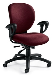Azeo Mid Back Chair