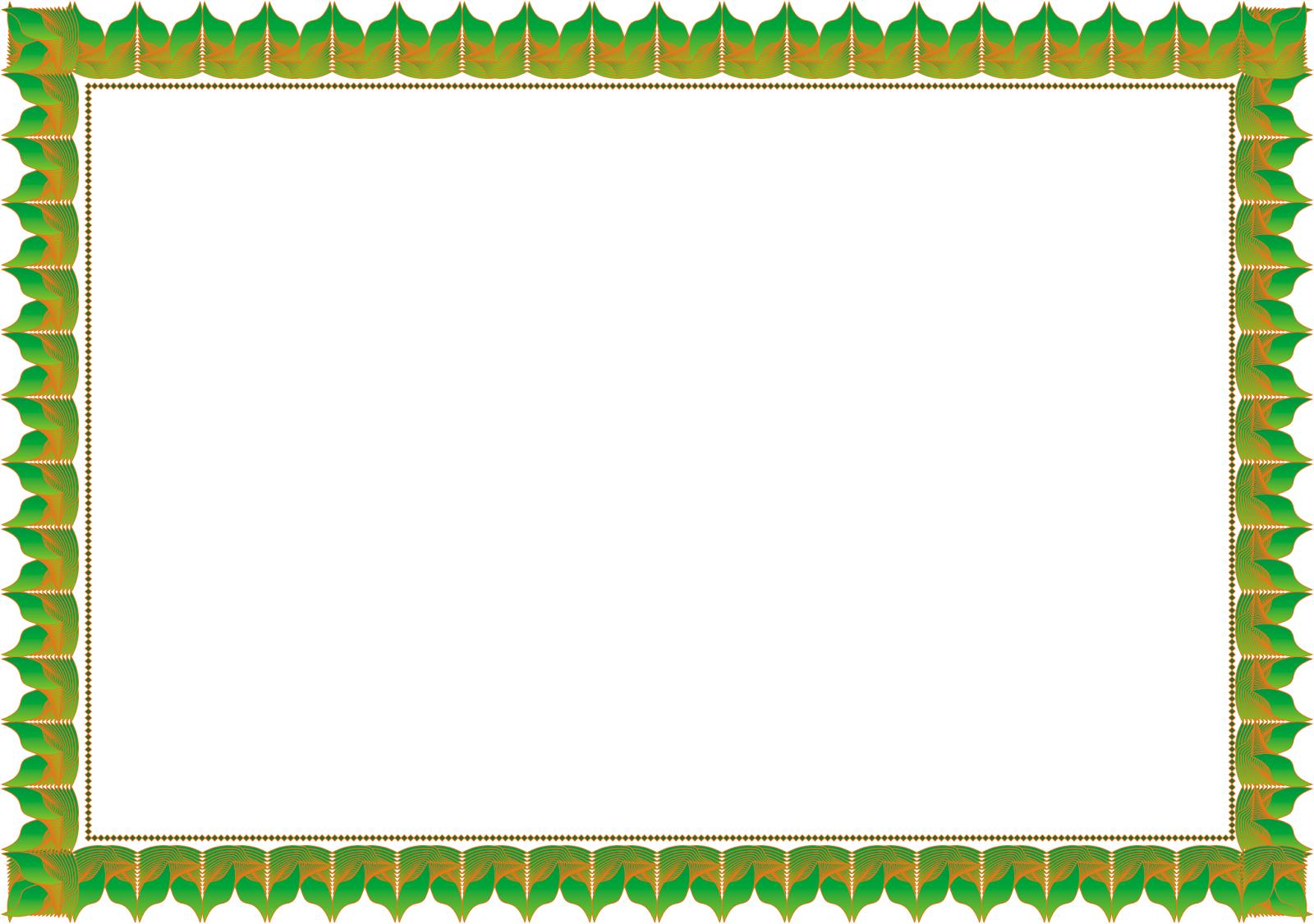 Download Border Bingkai Template Desain Grafis