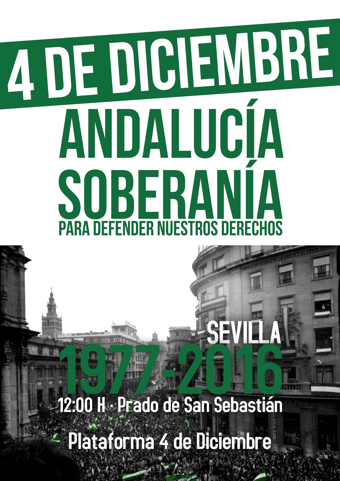 La Hache Andaluza: activismos, ideas y memoria de los movimientos: 2016