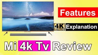 Mi 4a tv in india | Mi budget tv