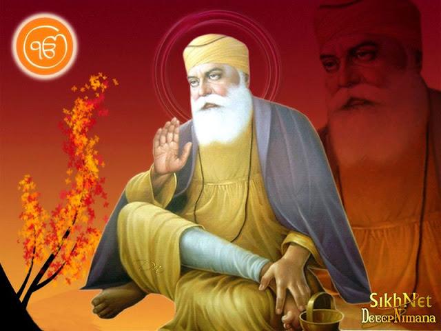 guru nanak dev ji wallpaper by sobha singh