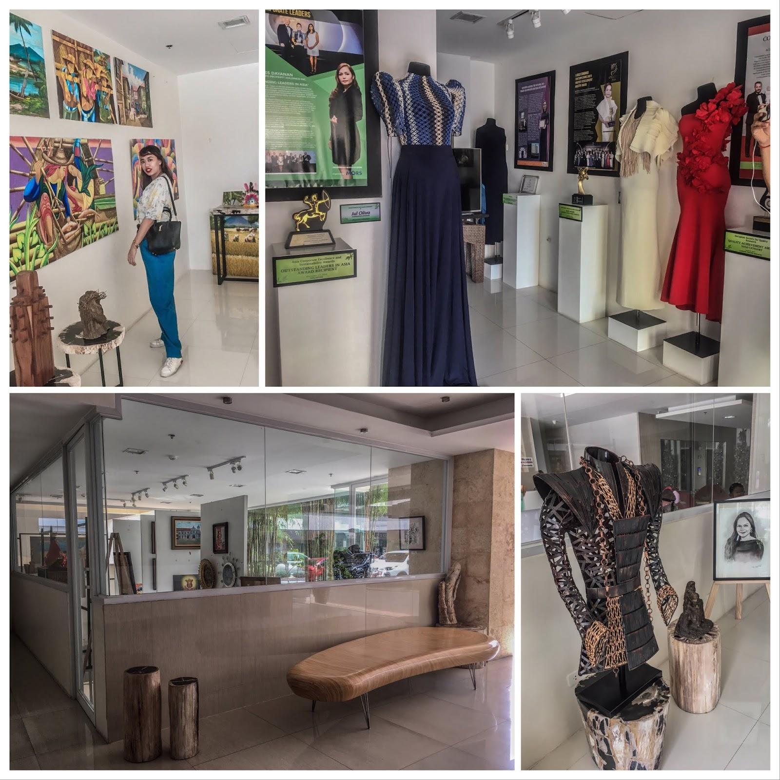 Bamboo Bay Community Mandaue Art Gallery