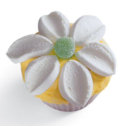 Flower Power Cupcake Recipe