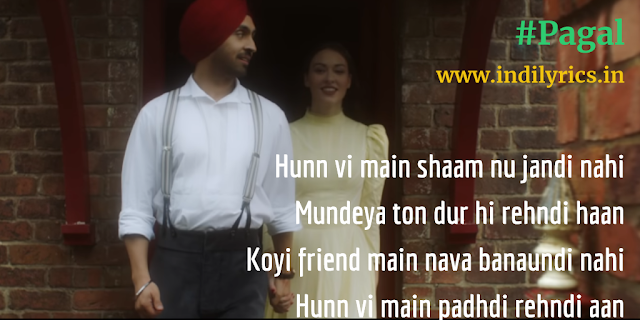 Main Pagal Ne Fer Ohdi Ho Jaana | Diljit Dosanjh | Full Audio Song Lyrics with English Translation and Real Meaning | Quotes