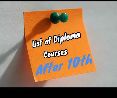 list diploma courses