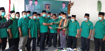 DPW PPP Lantik DPC dan PAC se-Kabupaten Lampung Timur