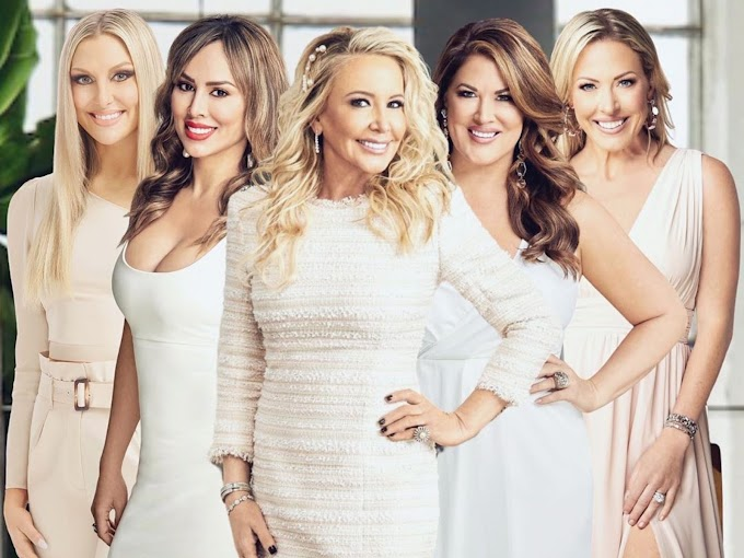 RHOC Will Continue To Film Season 15 Despite Shannon Beador Testing Positive For COVID-19!