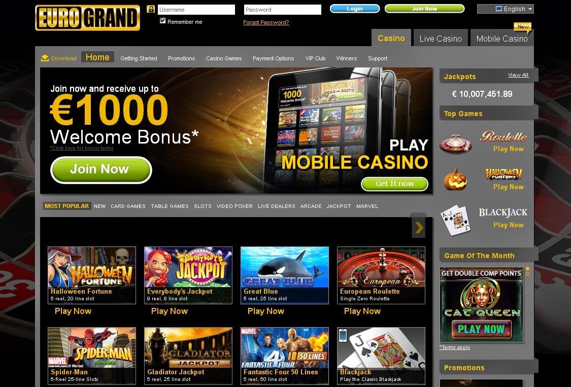 казино eurogrand отыграть бонус 5$