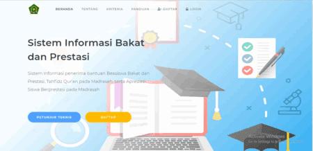 Cara Mendaftar ( Registrasi ) dan Login Aplikasi Beasiswa BANPRES