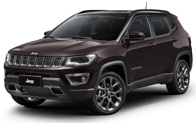 Jeep pagará as parcelas da compra de Renegade e Compass até 2021