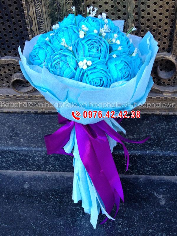 Hoa hồng giấy | Hoa hồng xanh