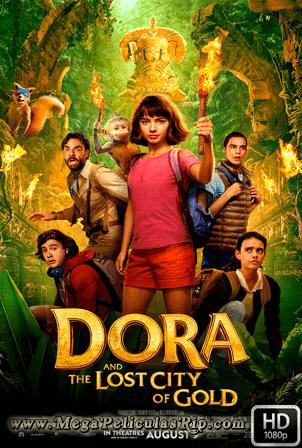 Dora Y La Ciudad Perdida [1080p] [Latino-Ingles] [MEGA]